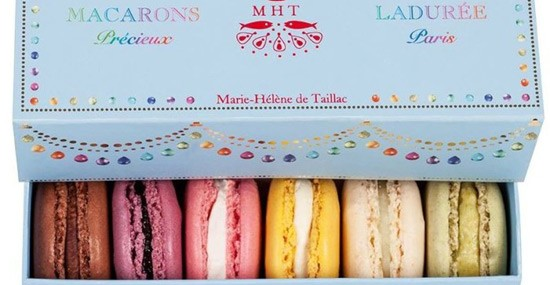 Ladurée teams up with Marie-Hélène de Taillac