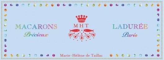 Ladurée teams up with Marie-Hélène de Taillac