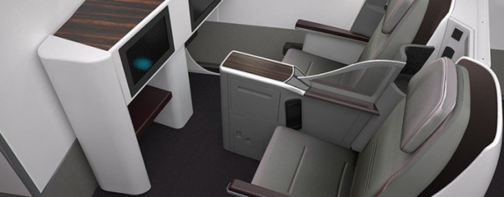 Qatar Airways launches an all-business class aircraft, bound for London Heathrow