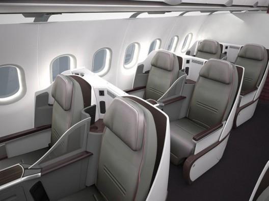 Qatar Airways launches an all-business class aircraft, bound for London Heathrow