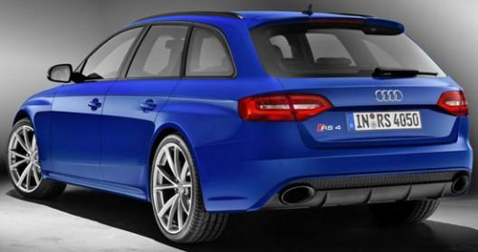 Audi's New Racer, RS4 Avant Nogaro