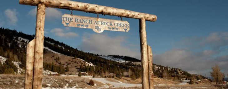 Montana - Ranch at Rock Creek
