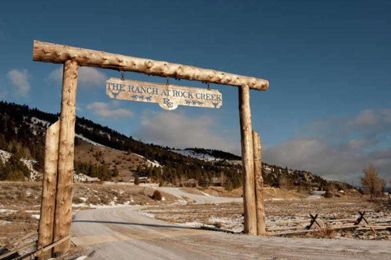 Montana - Ranch at Rock Creek