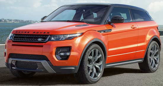 Range Rover Evoque Autobiography Dynamic revealed