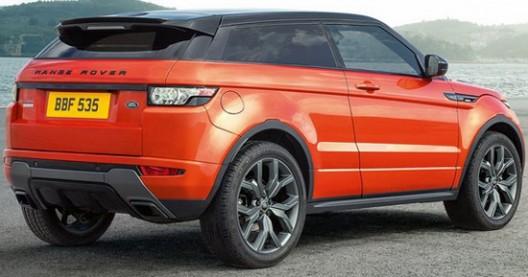 Range Rover Evoque Autobiography Dynamic revealed