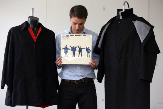 Rare Jackets Worn By Beatles in Help! All Set For Can't Buy Me Love 50th Anniversary Auction
