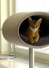 Rondo Cat Hideaway by Pet Interiors – So Eye Catching