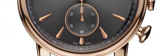 Arnold & Son Unveils the Technically Advanced Tourbillon Chronograph: the Royal TEC1