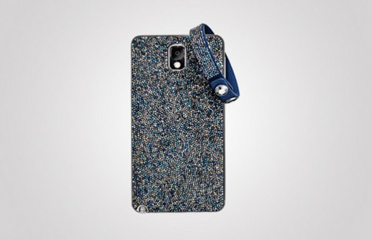 Samsung teams with Swarovski for a limited edition crystal encrusted Galaxy Note 3 cover