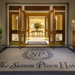 "The Sutton Place Hotel Offers $500,000 ""Once in a Lifetime"" Velentine's Day Package"