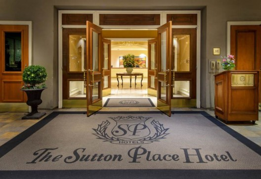 $500,000 Valentine's Day Hotel Package at Sutton Place Hotels