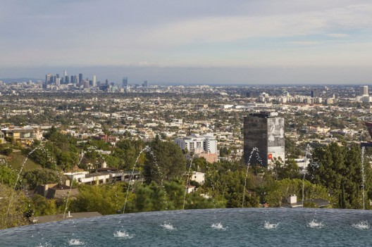 Ultimate Trophy Compound Just Above the Sunset Strip on Sale for $25 Million