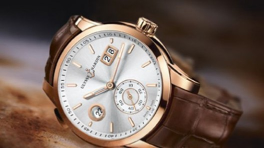Ulysse Nardin will launch its new Dual Time Manufacture wristwatch at the BaselWorld 2014