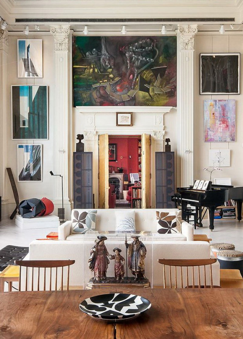 Upper West Side Pre War Penthouse On Sale For 20 Million Extravaganzi