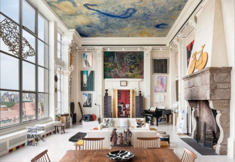Upper west side pre war penthouse on sale for 20 million for Lofts in nyc for sale