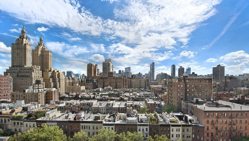 Upper west side pre war penthouse on sale for 20 million for New york upper west side apartments