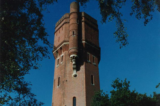 Munstead water tower, UK