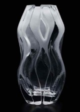 Zaha Hadid's Crystal Architecture Collection for Lalique