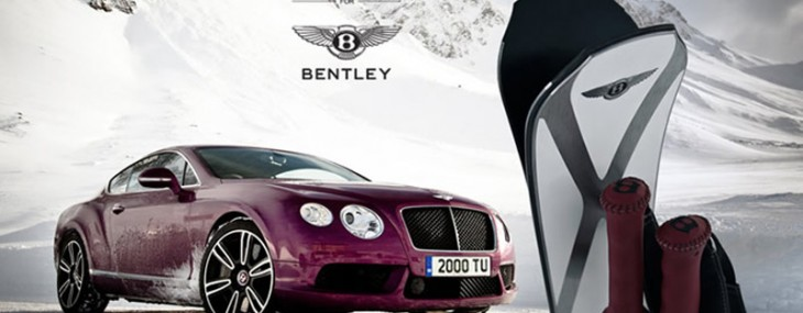 Zai For Bentley's Luxury Skis