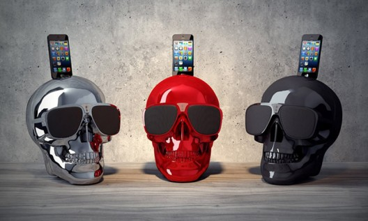 Jarre AeroSkull HD speaker dock is perfect to pep up your parties