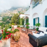 Luxury villa in the Amalfi Coast, Italy For Sale