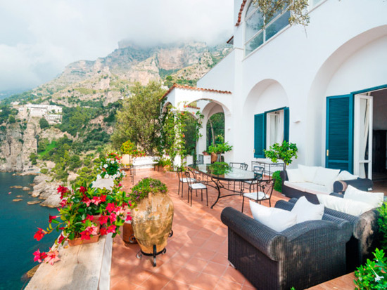 Luxury villa in the amalfi coast italy for sale for 1 homes in italy