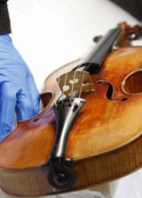 Rare 1719 Stradivarius Viola Could Fetch Over $45 Million at Sotheby's
