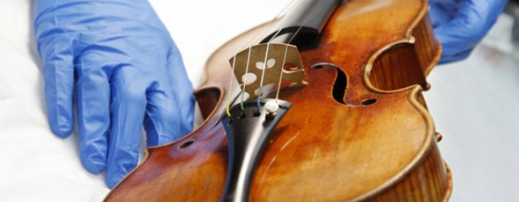 Sotheby's to sell rare Stradivarius viola in private sale; could bring over $45 million