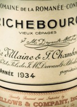A single bottle of 1934 Richebourg Vieux Cepages – One Of The Rarest Bottles Of Wine In The World Could Fetch $50,000 at Heritage Auctions