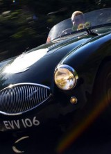 1955 Austin Healey 100S at Bonhams Goodwood Festival of Speed