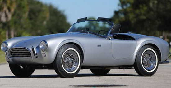 1963 Shelby Cobra Worth $830,000