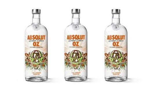 Baz Luhrmann's next dramatic creation is the limited edition Absolut Oz