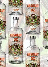 Australia's First Ever Limited Edition Absolut Oz by Baz Luhrmann
