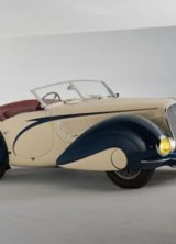 Ultra-rare 1937 Delahaye $6,6 Million Set World Record at Amelia Island