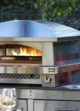 Prepare Rustic Pizza in Less Than Three Minutes with Artisan Fire Pizza Oven