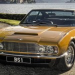 "Aston Martin DBS From ""The Persuaders"" Series At Auction"