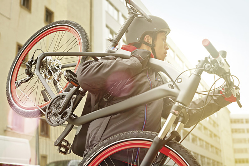 BMW launches 2014 Bicycle Collection designed by DesignworksUSA
