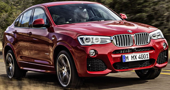 BMW Has Introduced A New X4