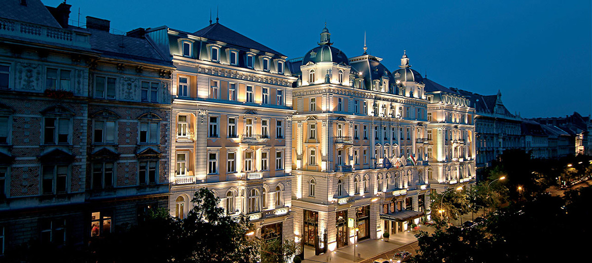 Corinthia Hotel Budapest Offers Exclusive Behind-the-Scenes Package for Film Buffs