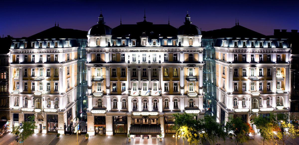 Behind the scenes grand budapest hotel at corinthia for Hotel budapest