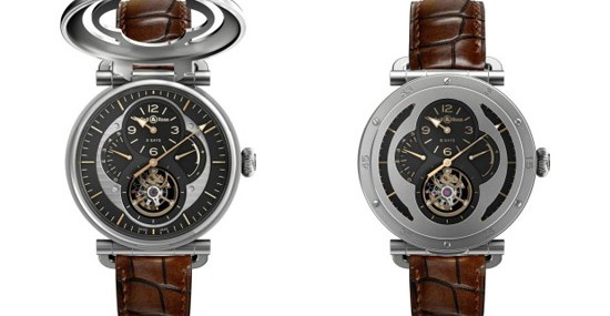 New Exclusive Bell & Ross WW2 Military Tourbillon