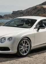 The Bentley Continental GT V8 S Will Show Its Magic at Goodwood Festival of Speed