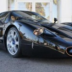 The Only And Unique Black Maserati MC12 Is On Sale
