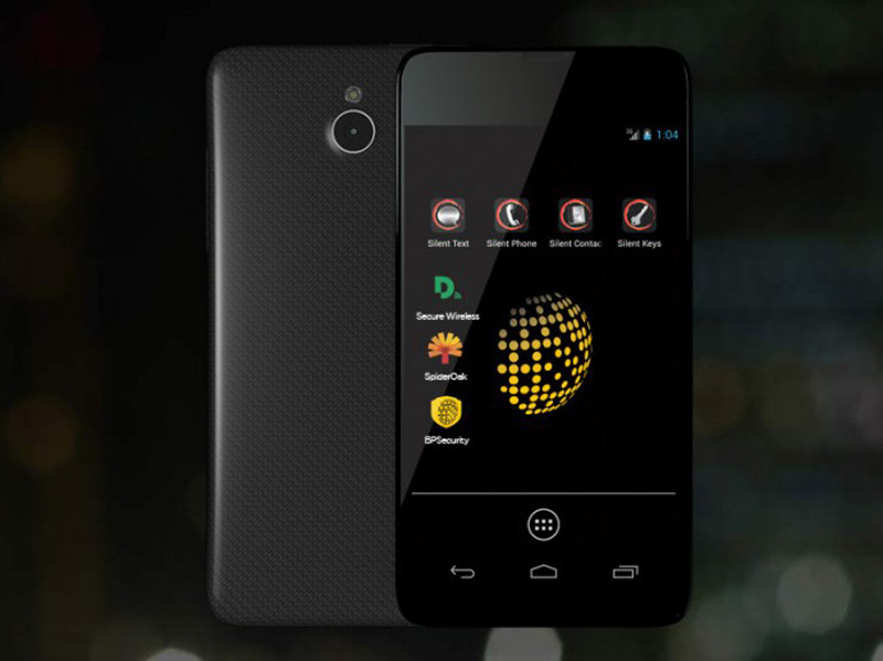 Blackphone – A smartphone that is more secure than a Swiss bank vault