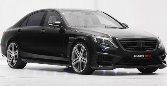 Brabus 850 iBusiness 6.0 Biturbo With 850Hp For Geneva Motor Show