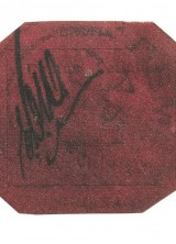 Rare One-cent Magenta Postage Stamp from 1856 Could Fetch $20 Million at Sotheby's