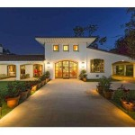 Reduced Price for Bruce Willis' Beverly Hills Hacienda