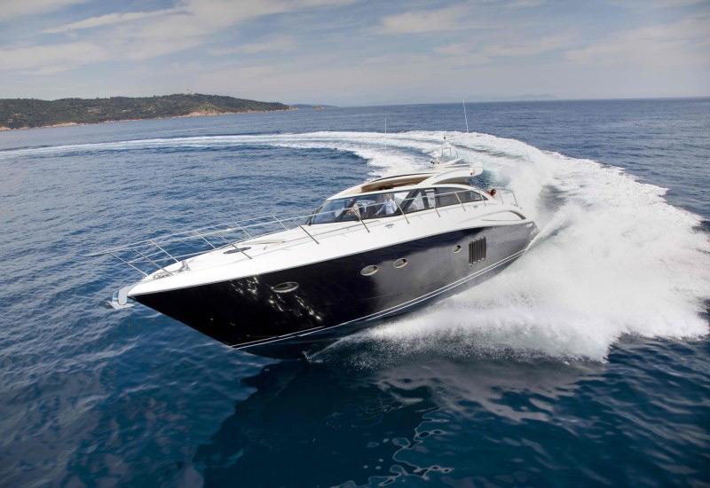 Charter the Magnificent Byblos Saint-Tropez Yacht