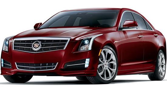 special edition of the Crimson ATS sedan