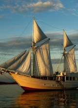 Charter Alexa – Incrediblue's Newest Motor Sailer to Explore Indonesia